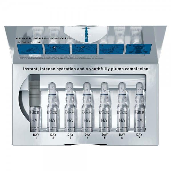 DOCTOR BABOR Power Serum Ampullen Hyaluronic Acid
