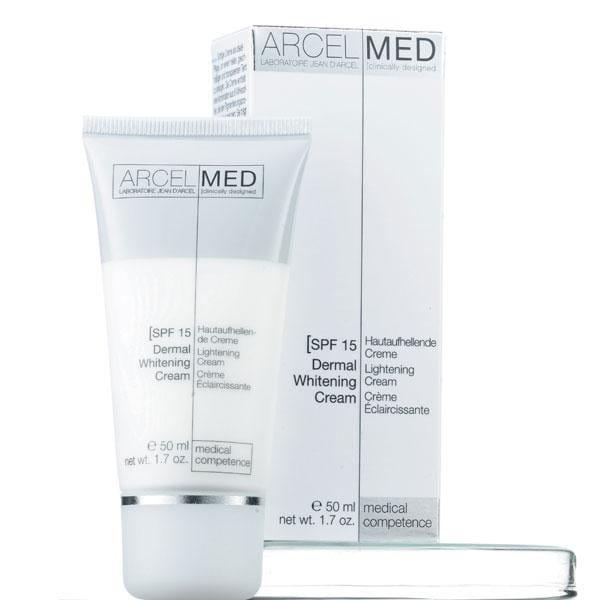 Arcelmed Dermal Whitening Cream SPF 15 von Jean d`Arcel