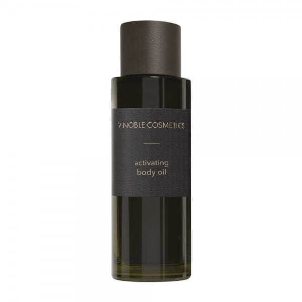 activating body oil von Vinoble Cosmetics
