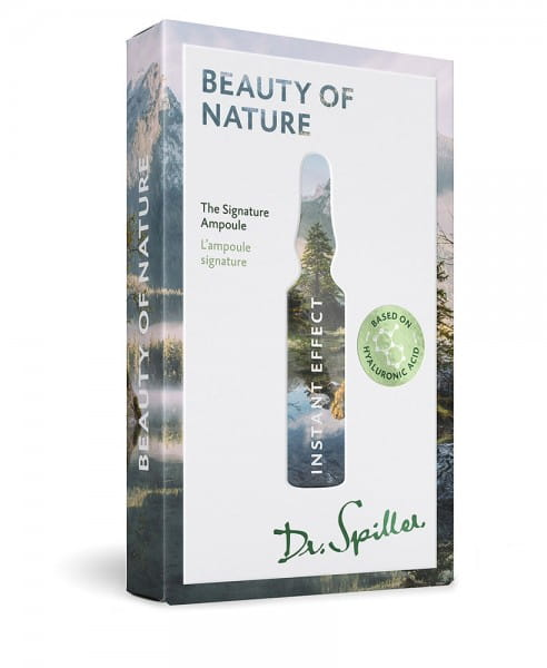 Instant Effect - The Signature Ampoule von Dr. Spiller