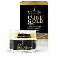 PURE GOLD 24 Ka Luxuriöse Nachtcreme
