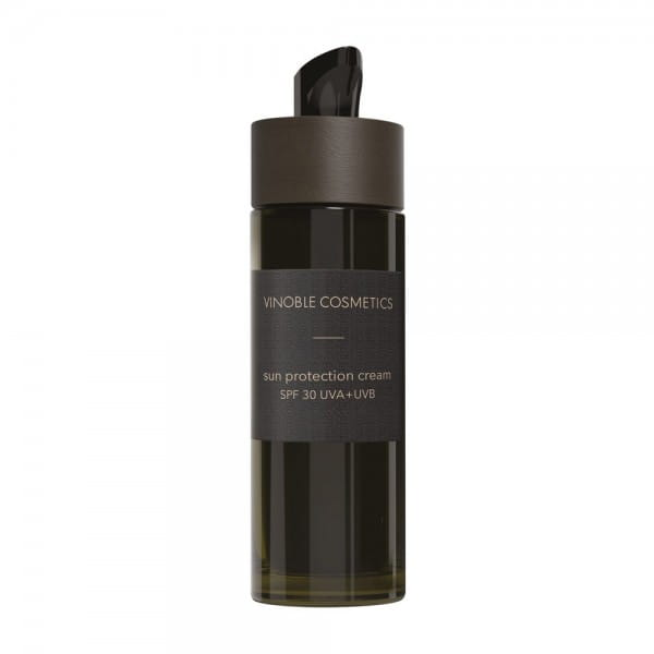sun protection cream SPF 30 UVA+UVB von Vinoble Cosmetics