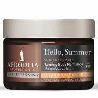 SUMMER Marmelade / Tanning Body Marmalade von Afrodita Professional