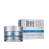 Hyaluron 24 Stunden Creme von Devee