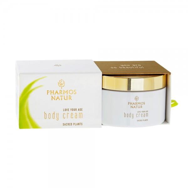 LOVE YOUR AGE Body Cream von Pharmos Natur