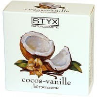 Cocos-Vanille Körpercreme