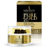 PURE GOLD 24 Ka Luxuriöse Tagescreme von Afrodita Professional