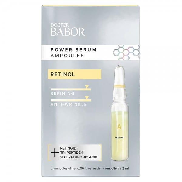 DOCTOR BABOR Power Serum Ampullen Retinol 0,3%