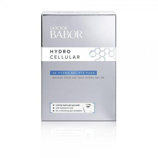 Doctor Babor Hydro Cellular 3D Hydro Gel Eye Pads von Babor