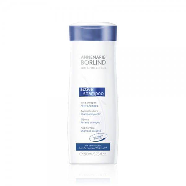 Aktiv-Shampoo bei Schuppen