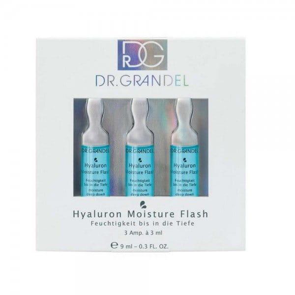 Hyaluron Moisture Flash Ampulle von Dr. Grandel