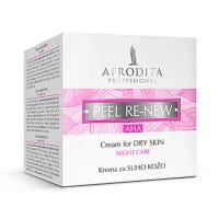 Peel Re-New AHA Cream for dry skin