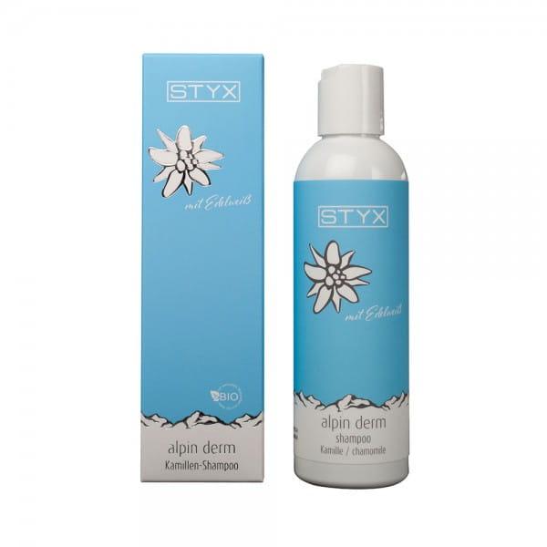 Alpin Derm Kamillen-Shampoo von STYX