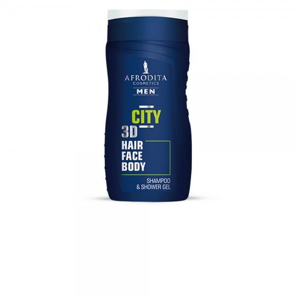 MEN CITY Shampoo und Duschgel von Afrodita Professional