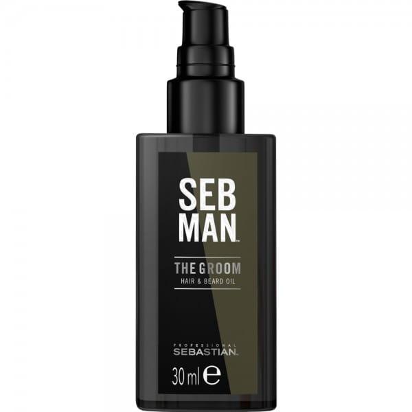 The Groom - Pflegeöl für Haare und Bart