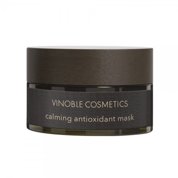 calming antioxidant mask von Vinoble Cosmetics