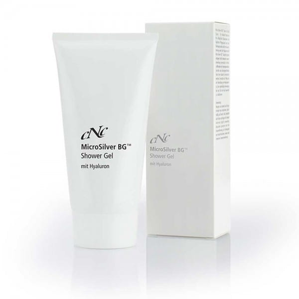 MicroSilver Shower Gel von CNC Cosmetic