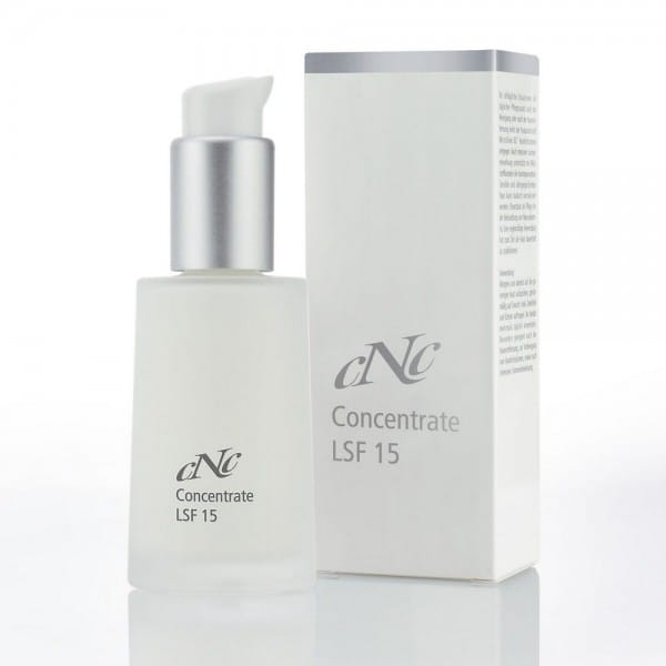 White Secret Concentrate LSF 15 von CNC Cosmetic