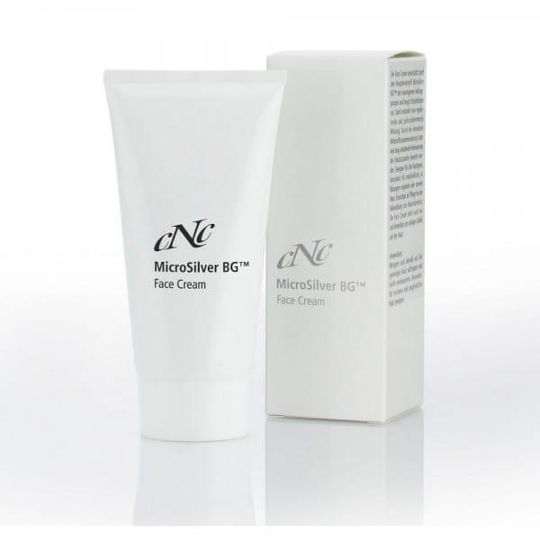 MicroSilver Face Cream von CNC Cosmetic