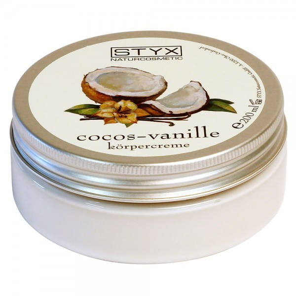 Cocos-Vanille Körpercreme, 50 ml