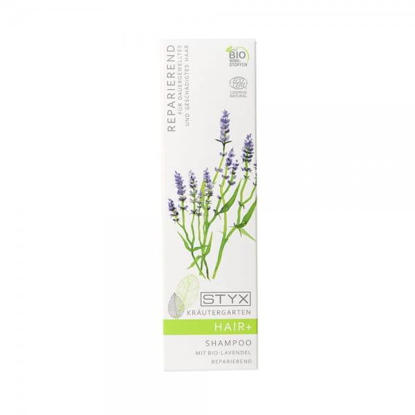 Kräutergarten Basic Shampoo mit Bio-Lavendel