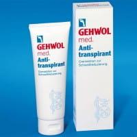 Med. Antitranspirant Cremelotion