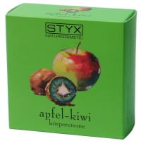 Apfel-Kiwi Körpercreme