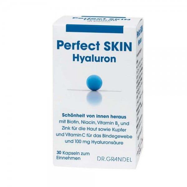 Perfect Skin Hyaluron - Kapseln von Dr. Grandel
