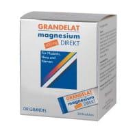 Grandelat magnesium direkt 400 - Briefchen von Dr. Grandel