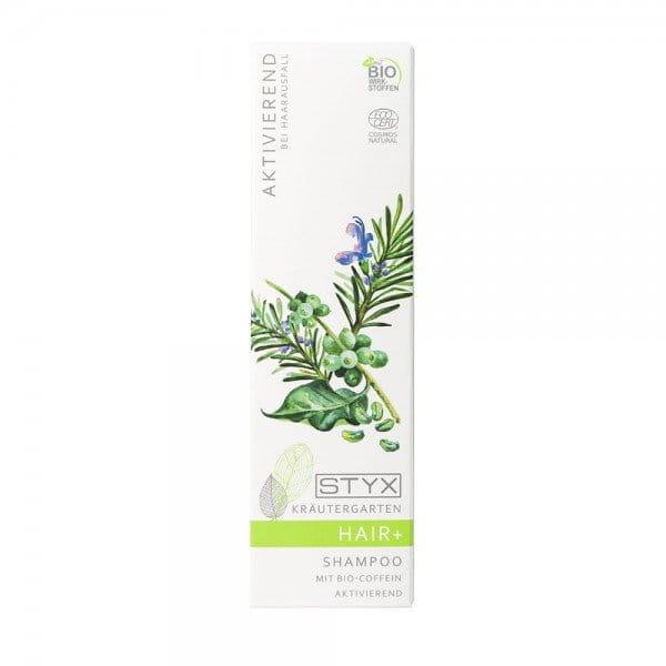 Kräutergarten Basic Shampoo mit Bio-Coffein