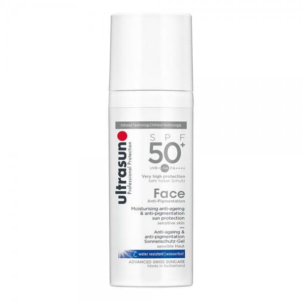 Face Anti - Pigmentation SPF 50+ von Ultrasun