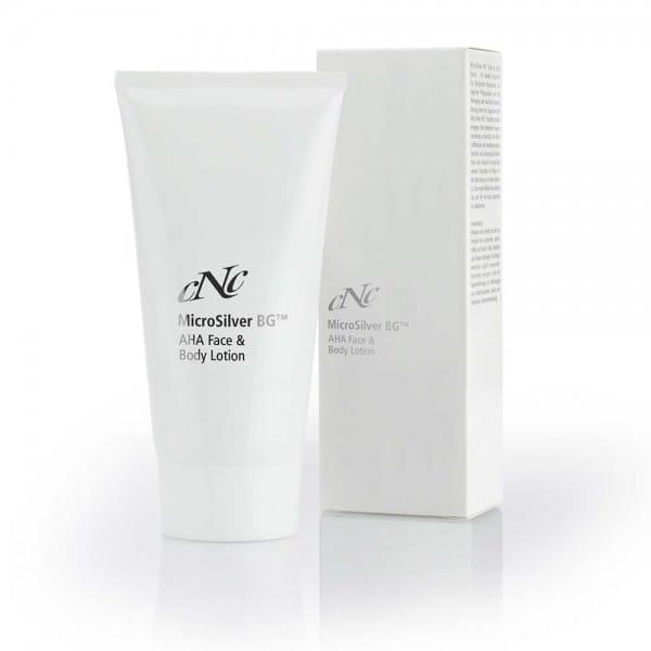 AHA Body Lotion von CNC Cosmetic