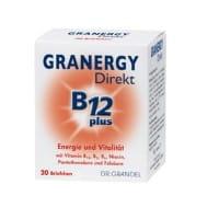 Granergy Direkt B12 plus - Briefchen von Dr. Grandel