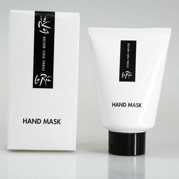 Handmaske in der Tube