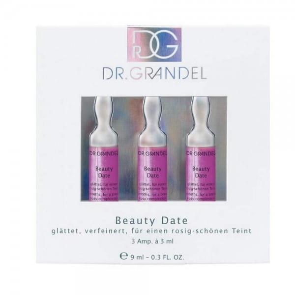 Beauty Date Ampulle von Dr. Grandel