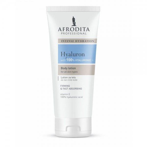 Hyaluron Body Lotion von Afrodita Professional