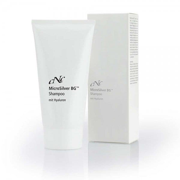 MicroSilver Shampoo von CNC Cosmetic