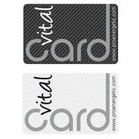 VitalCard - weiß von Pro Energetic