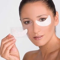 aesthetic world Hydrogel Augen Pads von CNC Cosmetic