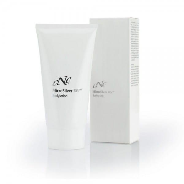 MicroSilver Bodylotion von CNC Cosmetic