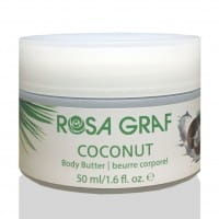 Coconut Body Butter von Rosa Graf