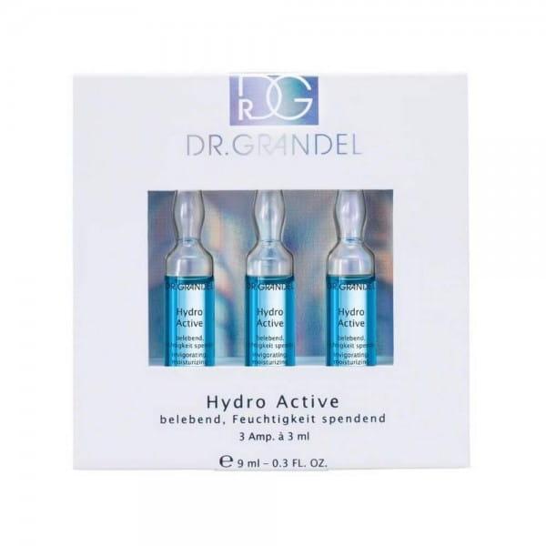 Hydro Active Ampulle von Dr. Grandel