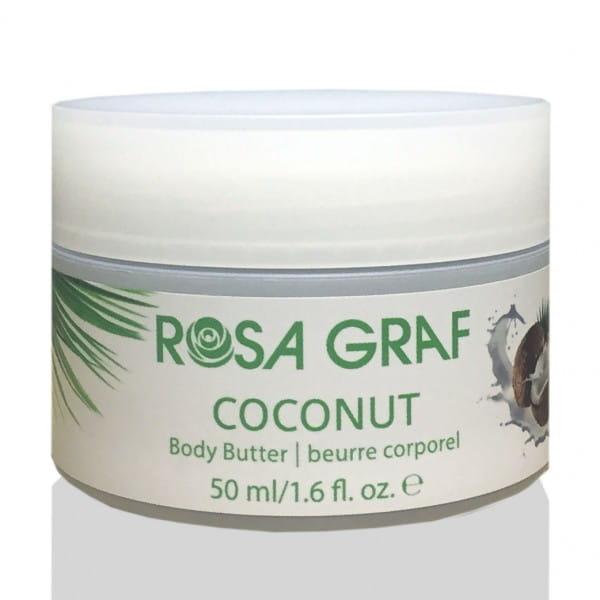 Coconut Body Butter von Rosa Graf
