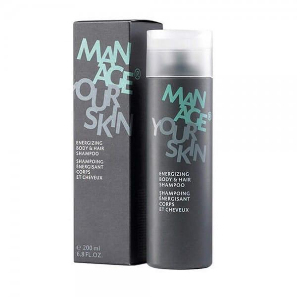 Energizing Body & Hair Shampoo von Dr. Spiller