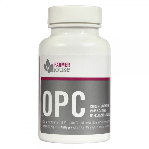 OPC Traubenkernextrakte