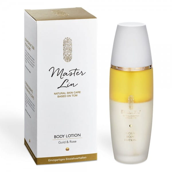 Body Lotion - Gold & Rose