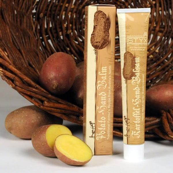Kartoffel Handbalsam von STYX