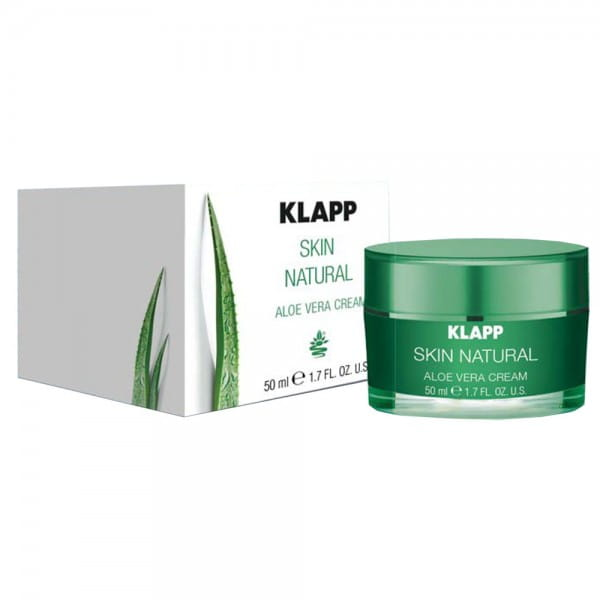 SKIN NATURAL Aloe Vera Cream