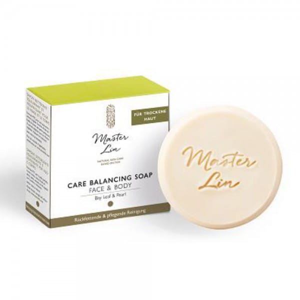 Care Balancing Soap / Seife für trockene Haut von Master Lin