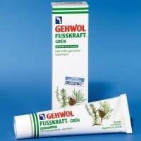 Fusskraft Grün - normale Haut